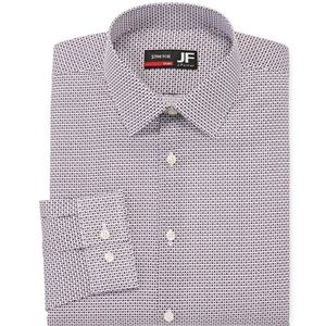 NWOT JF J.Ferrar Stretch Slim Dress Shirt